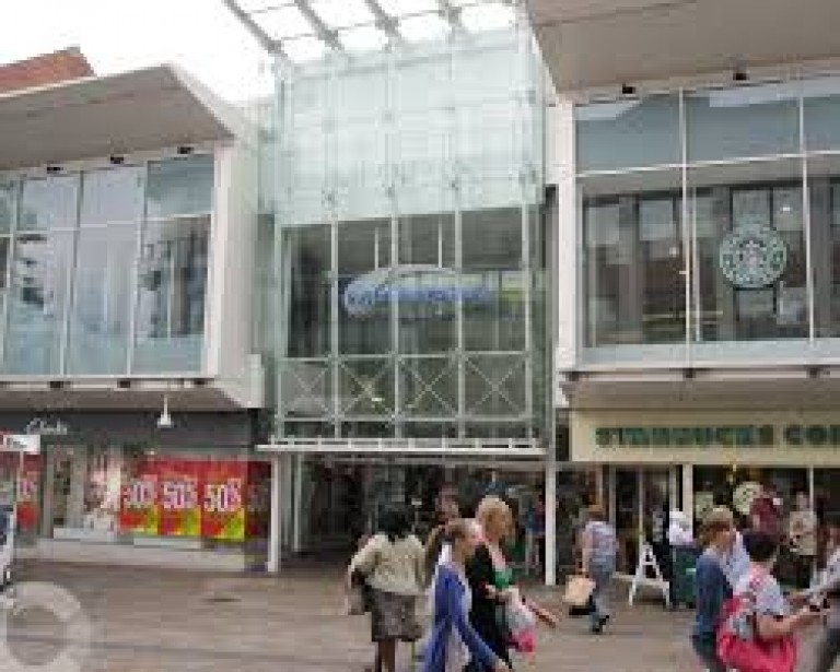 Lift and escalator consultancy the mander centre wolverhamton
